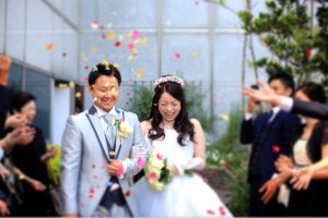 ★☆ HAPPY WEDDING ‼ ☆★
